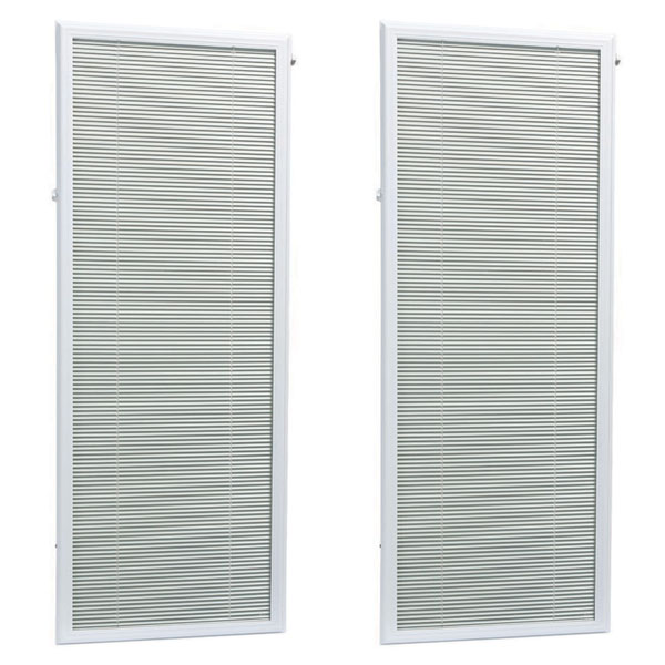 Odl Add On Blinds For Raised Frame Patio Double Doors 24 X 66