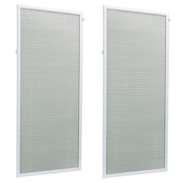 "ODL Add On Blinds for Flush Frame Patio Double Doors - 27"" x 66"""