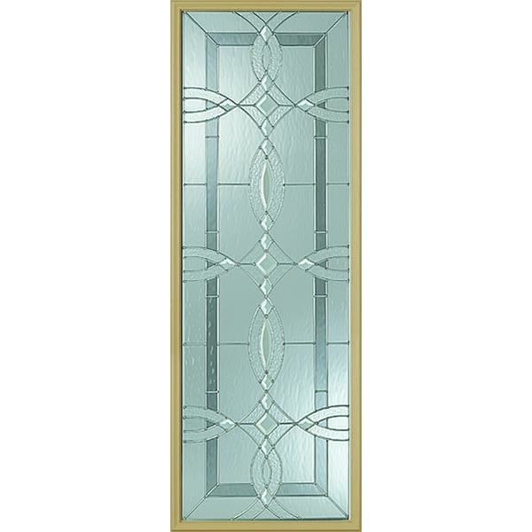 "Western Reflections Aurora Door Glass - 24"" x 66"" Frame Kit"