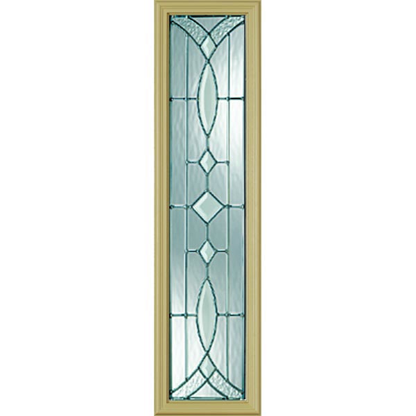 "Western Reflections Aurora Door Glass - 10"" x 38"" Frame Kit"