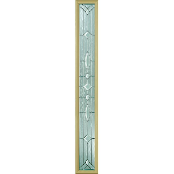 "Western Reflections Aurora Door Glass - 9"" x 66"" Frame Kit"