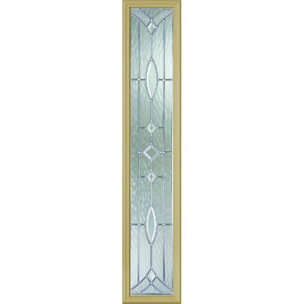 "Western Reflections Aurora Door Glass - 10"" x 50"" Frame Kit"