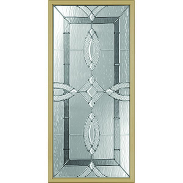 "Western Reflections Aurora Door Glass - 24"" x 50"" Frame Kit"