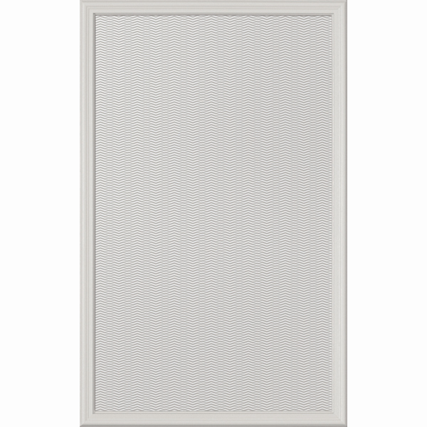 "ODL Impact Resistant Destinations Door Glass - Banter - 24"" x 38"" Frame Kit"