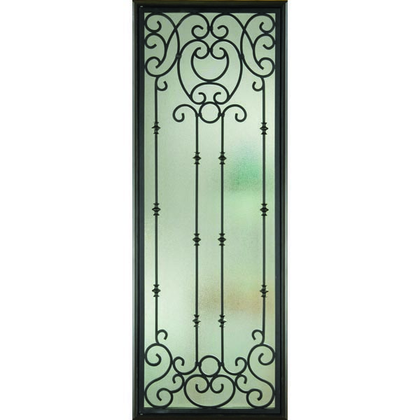 "Western Reflections Belle Meade Low-E Door Glass - 24"" x 82"" Frame Kit"