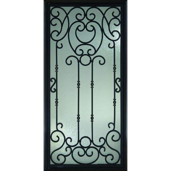 "Western Reflections Belle Meade Low-E Door Glass - 24"" x 50"" Frame Kit"