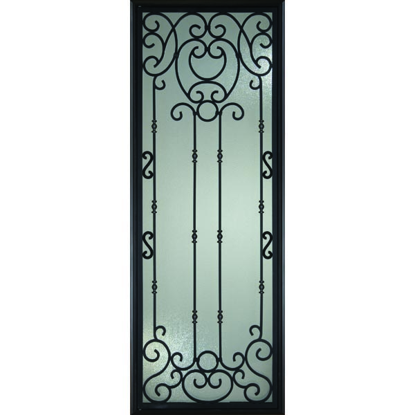 "Western Reflections Belle Meade Low-E Door Glass - 24"" x 66"" Frame Kit"