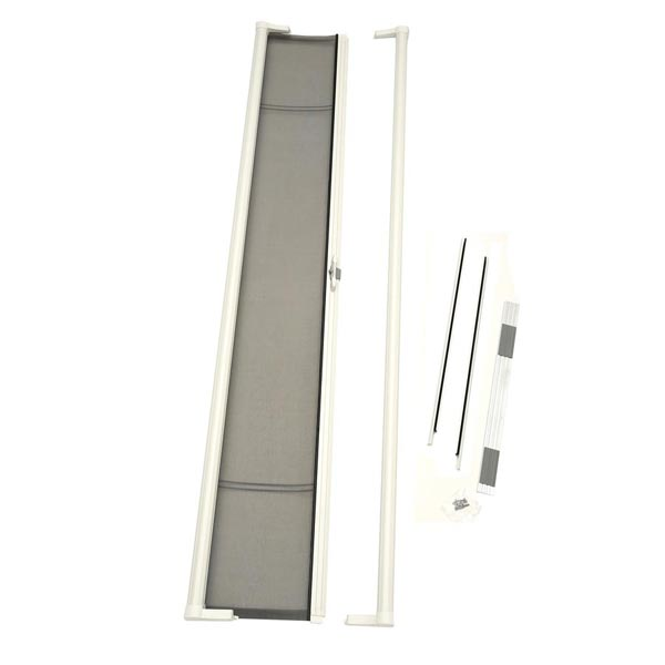 Image for ODL Brisa Premium Retractable Screen Kit for 96 in. Inswing/Outswing Hinged Doors -  White from Zabitat