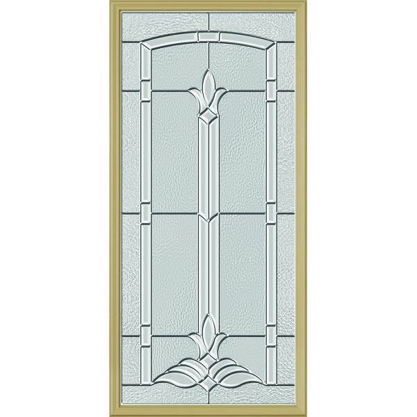 "ODL Bristol Door Glass - 24"" x 50"" Frame Kit"