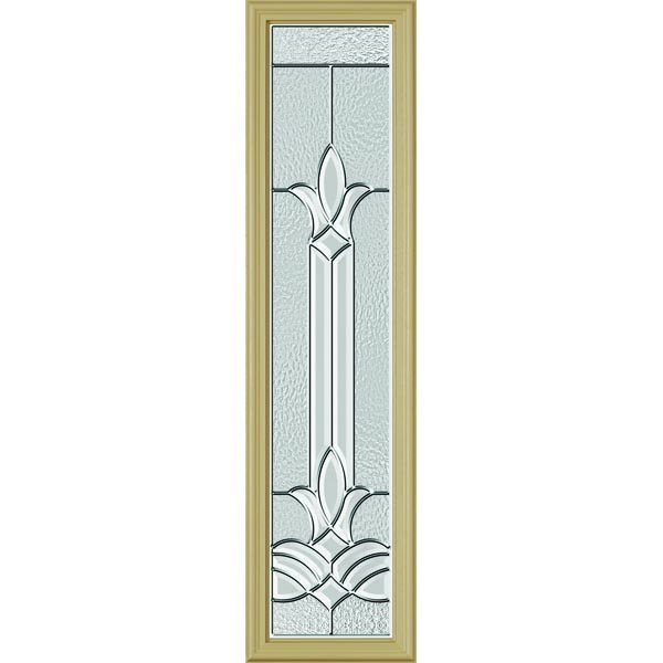 "ODL Bristol Door Glass - 10"" x 38"" Frame Kit"