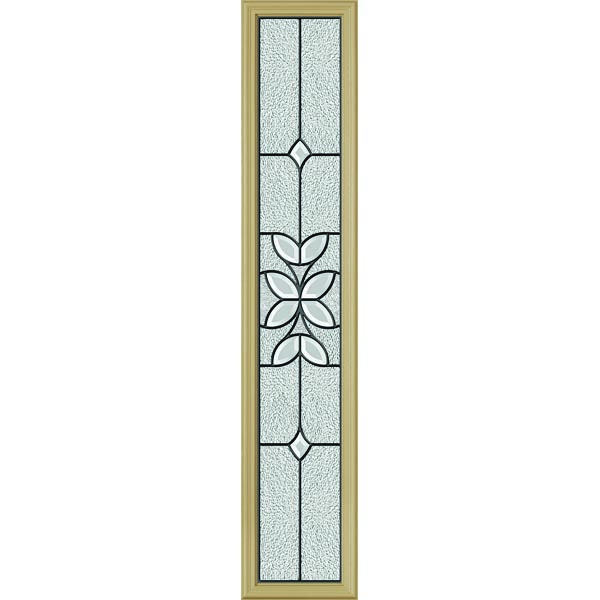 "ODL Cadence Door Glass - 10"" x 50"" Frame Kit"