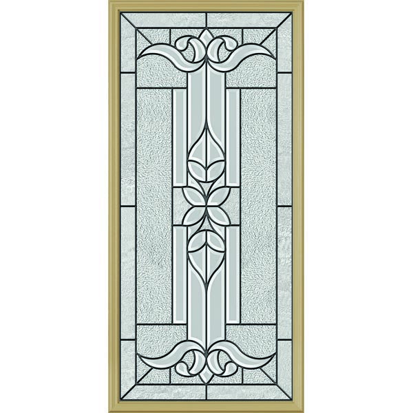 "ODL Cadence Door Glass - 24"" x 50"" Frame Kit"