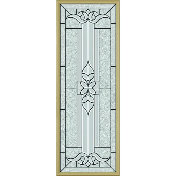 "ODL Cadence Door Glass - 24"" x 66"" Frame Kit"
