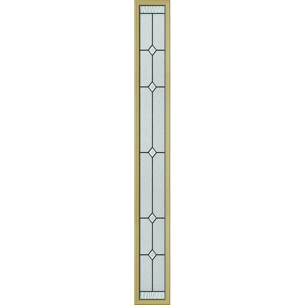 "ODL Carrollton Door Glass - 10"" x 82"" Frame Kit"