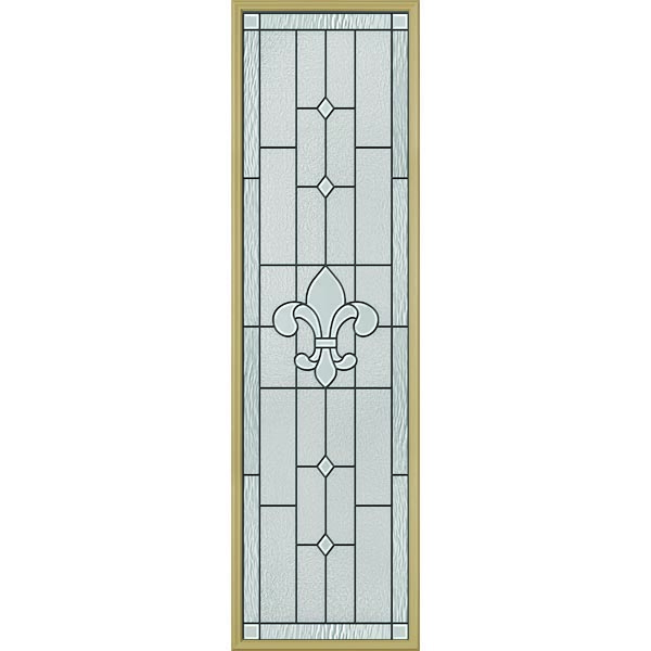 "ODL Carrollton Door Glass - 24"" x 82"" Frame Kit"