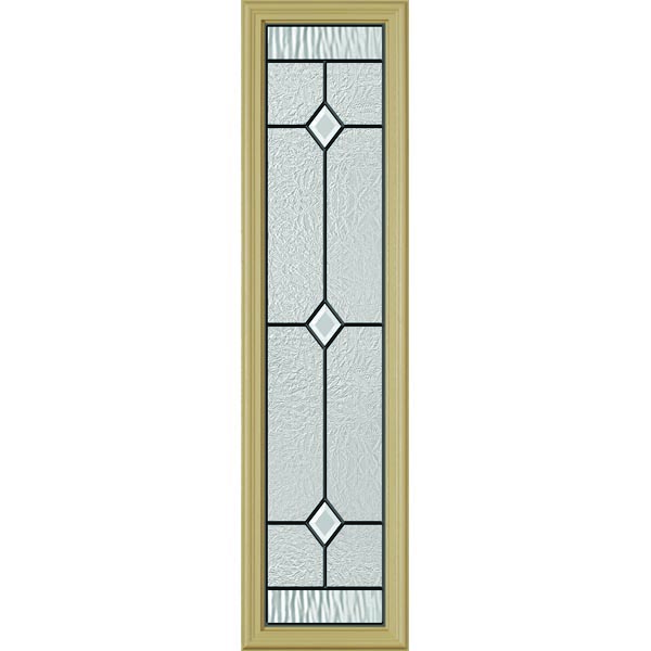 "ODL Carrollton Door Glass - 10"" x 38"" Frame Kit"