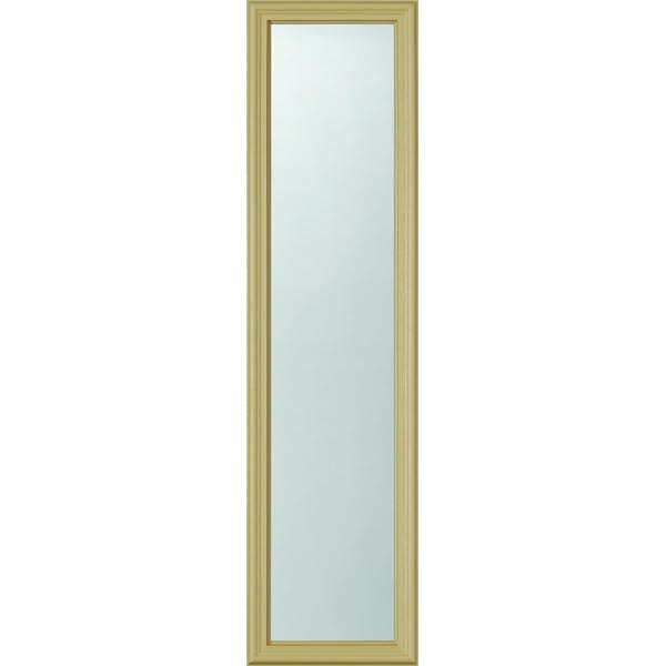"ODL Clear Low-E Door Glass - 10"" x 38"" Frame Kit"