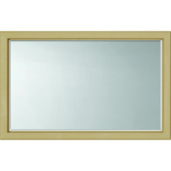 "ODL Clear Low-E Door Glass - 27"" x 17.25"" Craftsman Frame Kit"