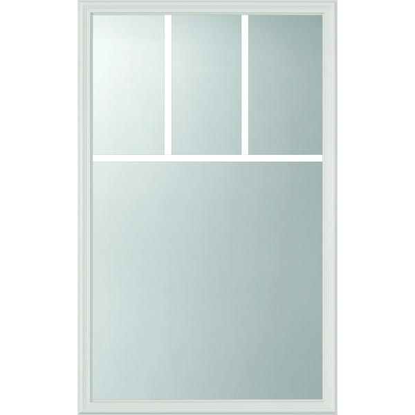 ODL Clear Low-E Door Glass - 4 Light - 5/8 Arts and