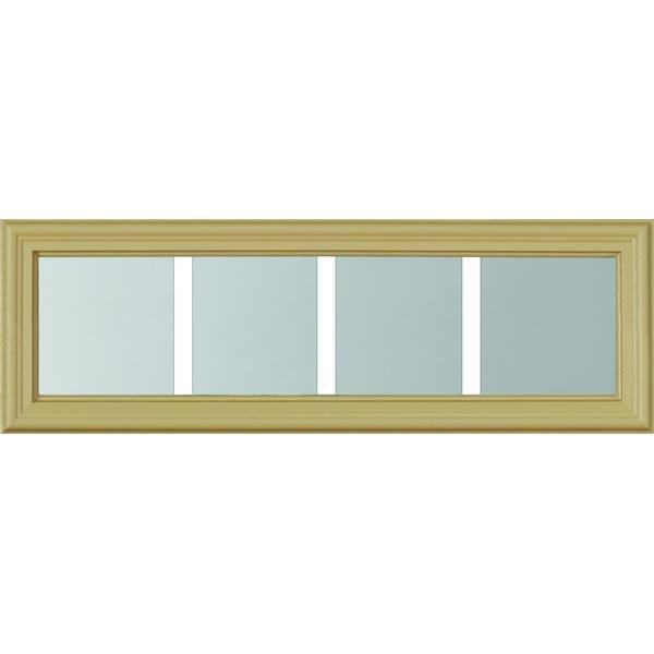 Odl Clear Door Glass 4 Light 58 Internal Grille 24 X 8