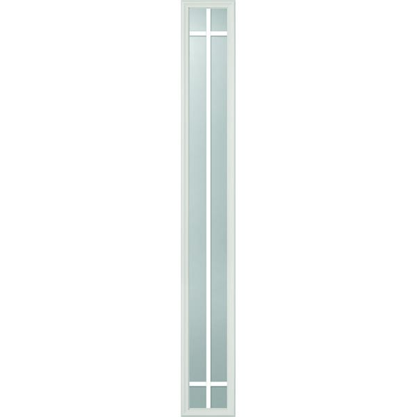 Odl Clear Door Glass 6 Light 58 Prairie Internal Grille 9 X