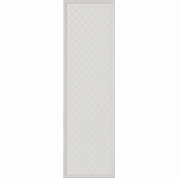 "ODL Impact Resistant Destinations Door Glass - Converse - 24"" x 82"" Frame Kit"