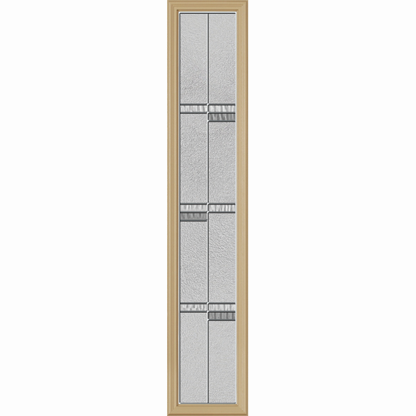 "ODL Destinations Door Glass - Crosswalk - 10"""" x 50"""" Frame Kit"