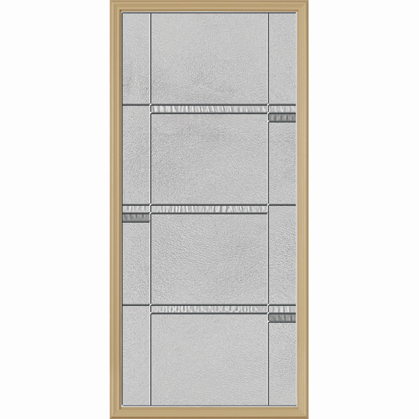 "ODL Destinations Door Glass - Crosswalk - 24"""" x 50"""" Frame Kit"