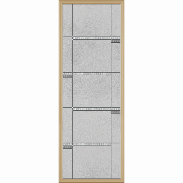 "ODL Destinations Door Glass - Crosswalk - 24"""" x 66"""" Frame Kit"