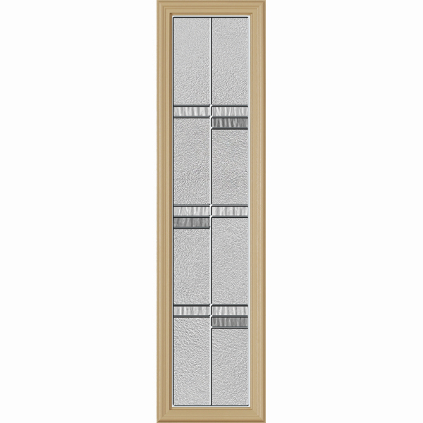 "ODL Destinations Door Glass - Crosswalk - 10"""" x 38"""" Frame Kit"
