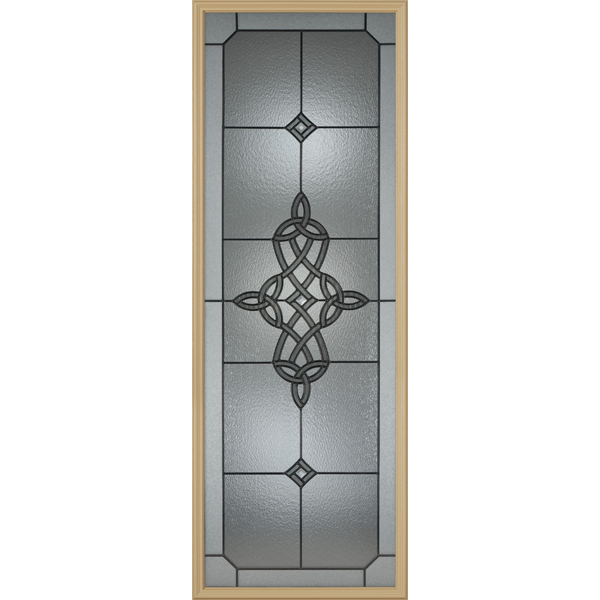 "Western Reflections Dylan Door Glass - 24"" x 66"" Frame Kit"