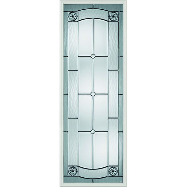"Western Reflections Impact Resistant Elan Door Glass - 24"" x 66"" Frame Kit"