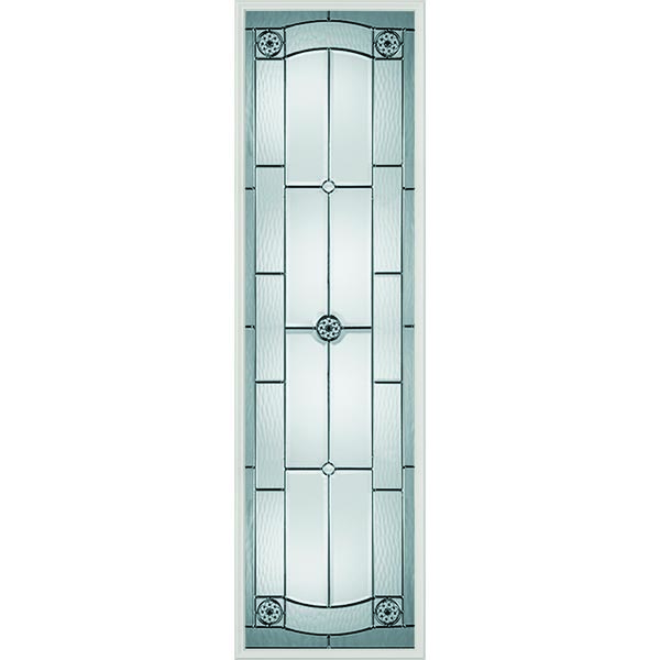 "Western Reflections Impact Resistant Elan Door Glass - 24"" x 82"" Frame Kit"