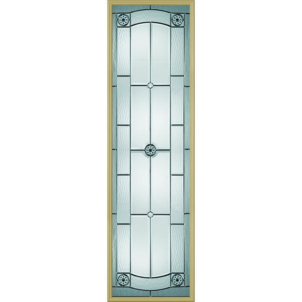 "Western Reflections Elan Door Glass - 24"" x 82"" Frame Kit"