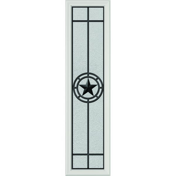 ODL Elegant Star Door Glass - 10\  x 38\  Frame Kit  sc 1 st  Zabitat & ODL Elegant Star Door Glass - 10\