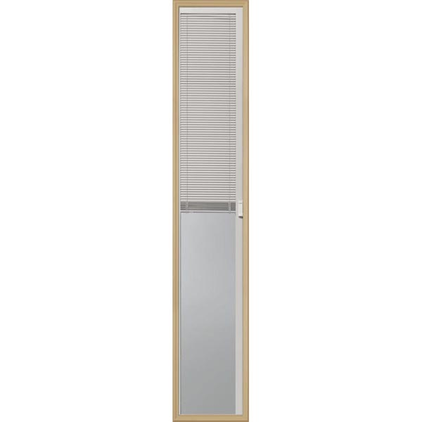 "ODL Enclosed Blinds - Low-E Glass - 16"" x 82"" Frame Kit"