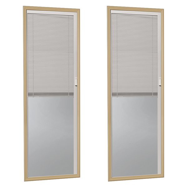 Odl enclosed blinds patio double door set low e glass 22 x 66 odl enclosed blinds patio double door set low e glass 22 x 66 frame kit planetlyrics Image collections