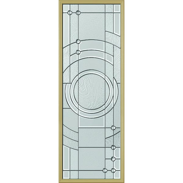 "ODL Entropy Door Glass - 24"" x 66"" Frame Kit"