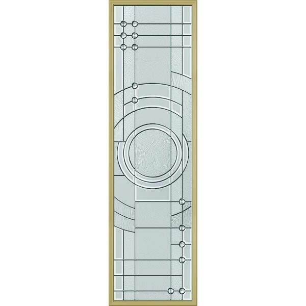 "ODL Entropy Door Glass - 24"" x 82"" Frame Kit"