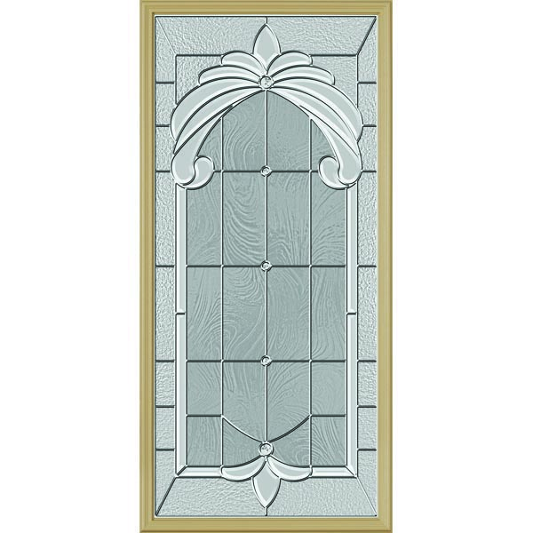 "ODL Expressions Door Glass - 24"" x 50"" Frame Kit"