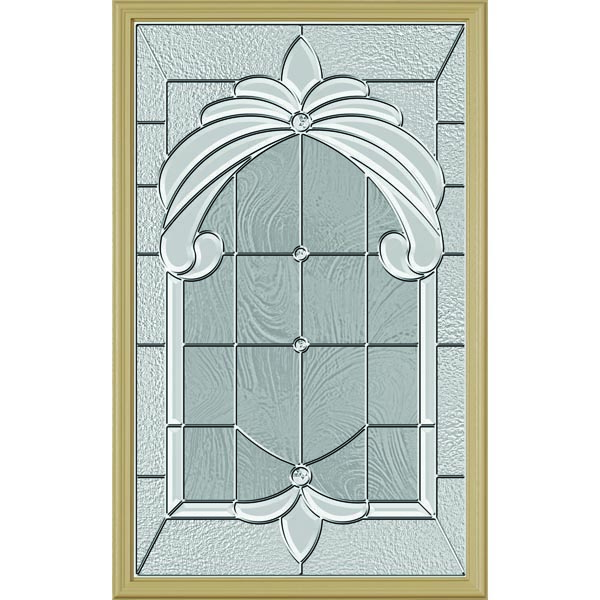 "ODL Expressions Door Glass - 24"" x 38"" Frame Kit"
