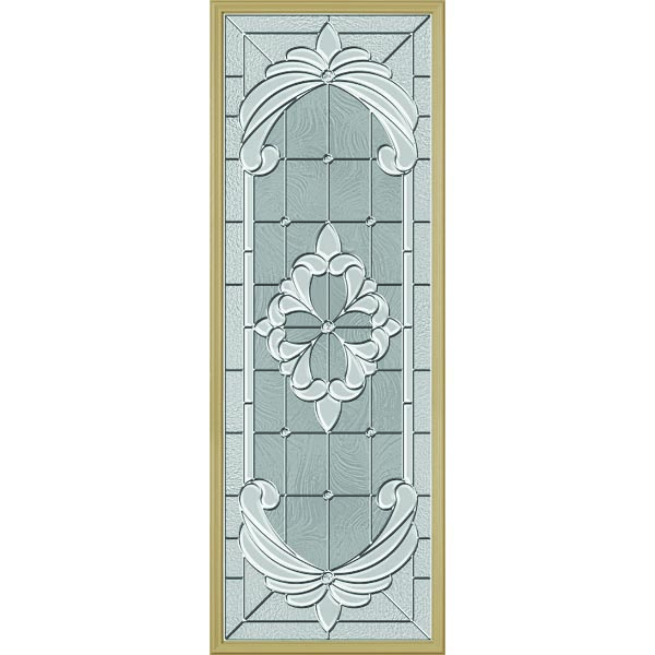 "ODL Expressions Door Glass - 24"" x 66"" Frame Kit"