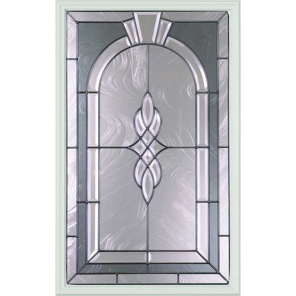 "Western Reflections Fontana Door Glass - 24"" x 38"" Frame Kit"