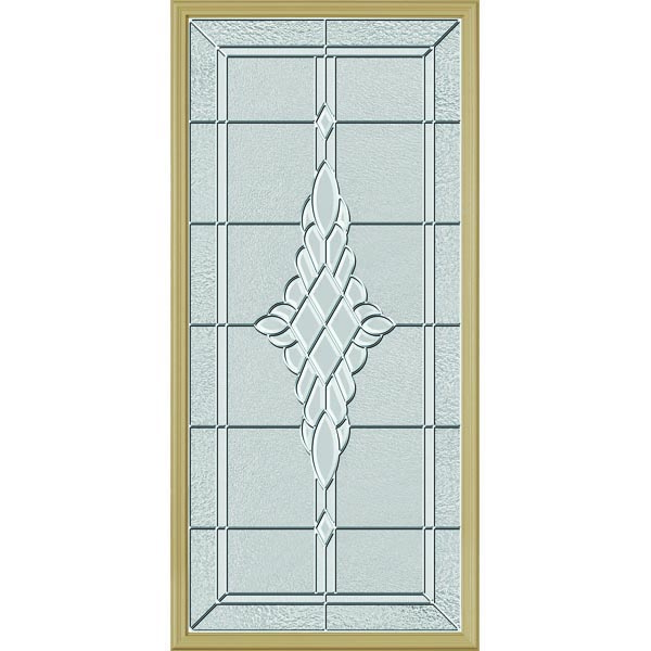 "ODL Grace Door Glass - 24"" x 50"" Frame Kit"