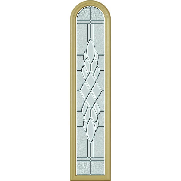 "ODL Grace Door Glass - 10"" x 44"" Frame Kit"