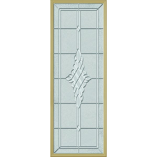 "ODL Grace Door Glass - 24"" x 66"" Frame Kit"