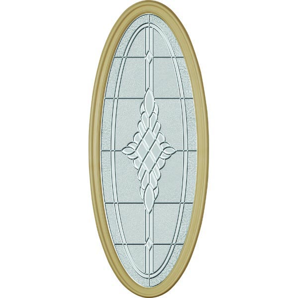 "ODL Grace Door Glass - 22.5"" x 58.35"" Frame Kit"