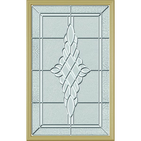 "ODL Grace Door Glass - 24"" x 38"" Frame Kit"