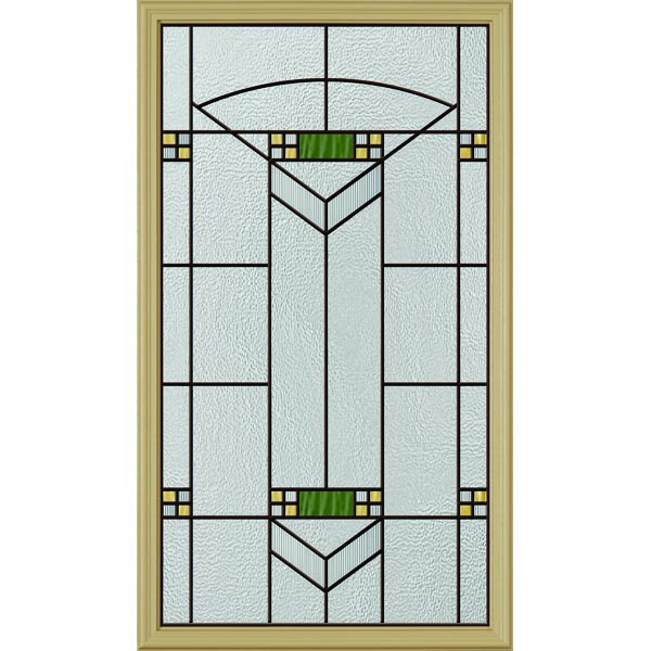 "ODL Greenfield Door Glass - 22"" x 38"" Frame Kit"