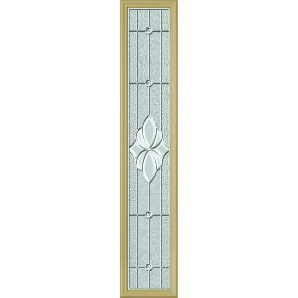 "ODL Heirlooms Door Glass - 10"" x 50"" Frame Kit"